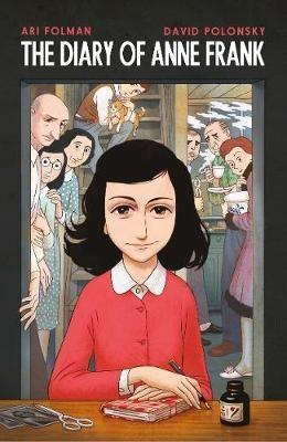 OUTLET Anne Frank's Diary: The Graphic Adaptation Anne Frank